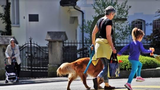 Un trabajo previo para que salir a la calle con niños sea emocionalmente beneficioso para ellos