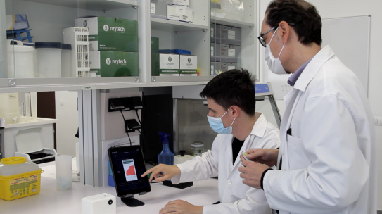 Salamanca se sitúa a la vanguardia en investigación e innovación en enfermedades infecciosas