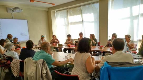 La Escuela de Esclerosis Múltiple de Salamanca, un apoyo cercano e innovador para los pacientes
